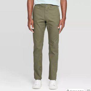 Men's Slim Fit Hennepin Chino Pants - 38W X 30L